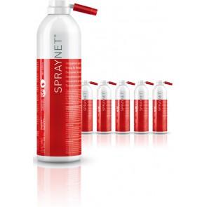 Pflegematerial Spraynet® 6 Flaschen