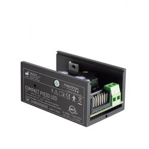 compact piezo LED